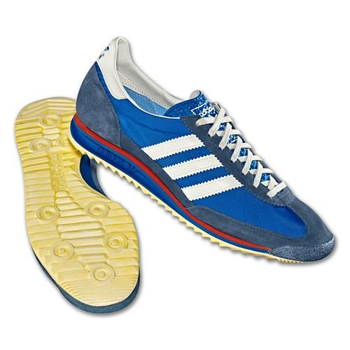 The all-original, ever-iconic adidas SL 72 is back. First launched at the 1972 Olympic Games in Munich Algún día serán mías