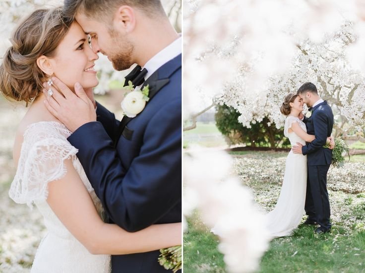 intimate   Romantic Garden Wedding Inspiration with Blue and Grey Details   Natalie Franke Photography as seen on Grey Likes Weddings