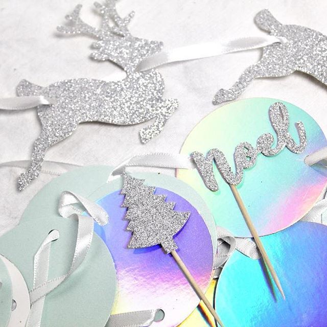 #festive . The glitter reindeer banners were the most popular item in the #Christmas collection launch. I wonder what will be in the next restock. . Next restock will be Friday 6th October ✨ . . . . #cupcaketoppers #caketopper #silverglitter #glitter #christmasdecor #holographic #reindeer #mpsandtsc #uniquepartygifts #smallbusiness #kidsinteriors #childrensinteriors #kidsparty #childrensroom #playroomdecor #handcrafted #nurseryinspo #partystyling #personalised #customorder #homedecor…