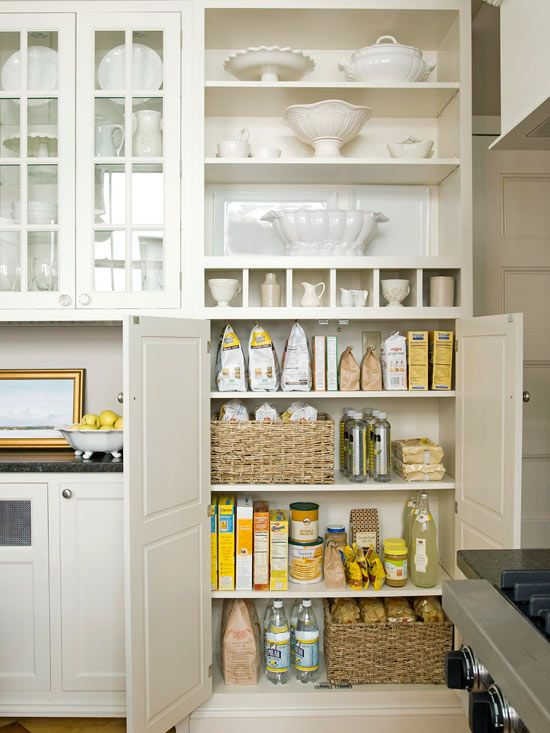 14 best images about Pantry ideas on Pinterest Shelves