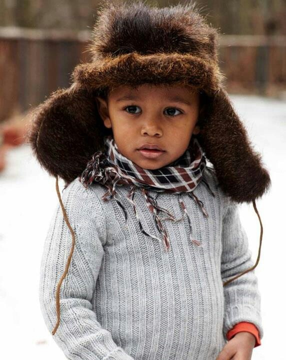 Winter for him