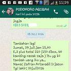 Paket Aqiqah Yogyakarta Bisa Pesan Via Whatsapp