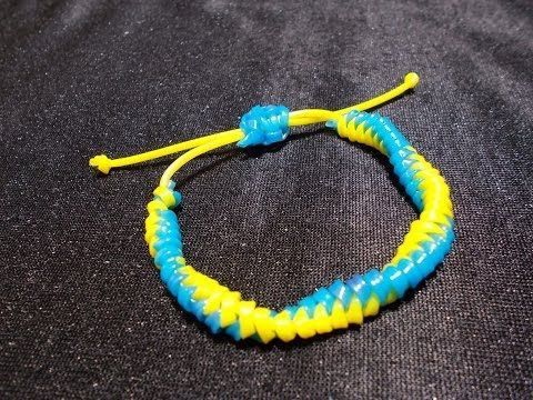 gimp bracelet patterns and instructions