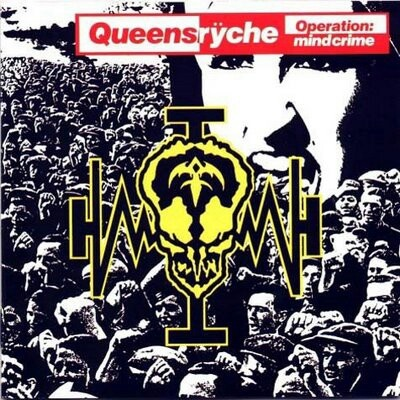 Queensryche-Operation Mindcrime