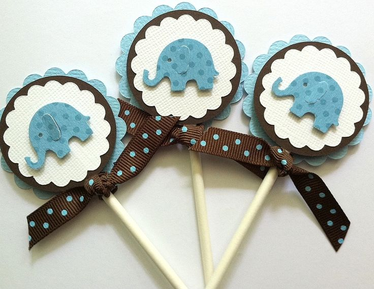 Baby Shower Cupcake Toppers   Google Search