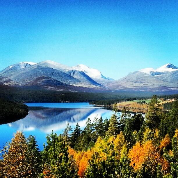 Trekk pusten og se lenge på dette bildet fra Rondane. Dette er jorda vår på sitt vakreste.