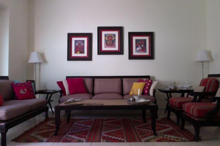 Glimpses of my space, #ekkarkhana #preetiwanchoo #anokhi #fabindia #dithi #homesrus