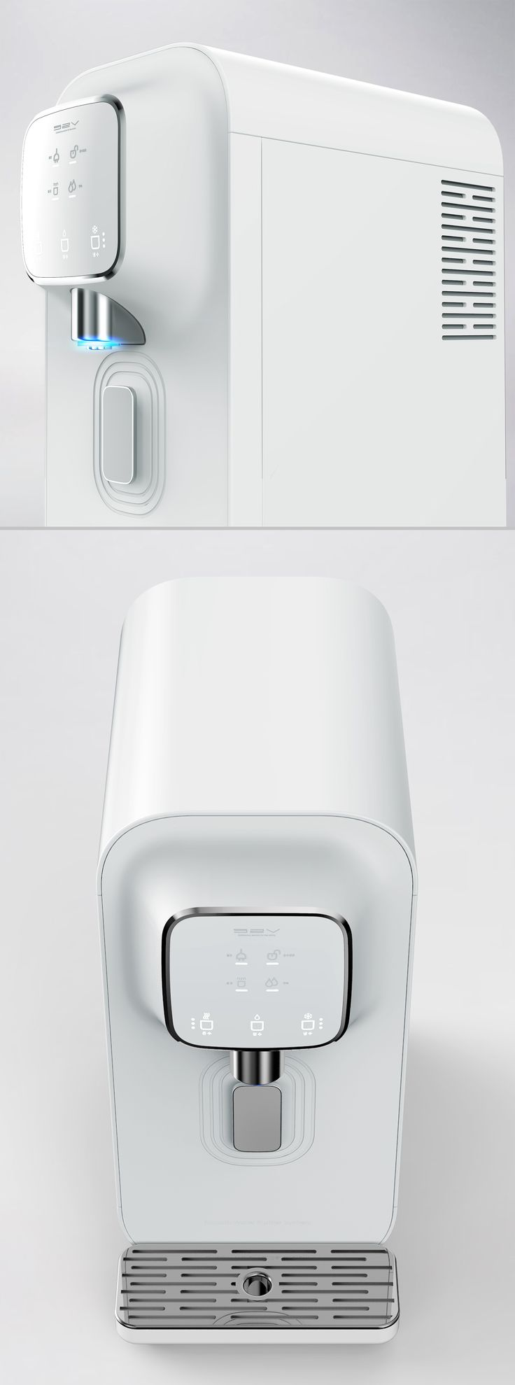Product design / Industrial design / 제품디자인 / 산업디자인 / water purifier / Appliance /design