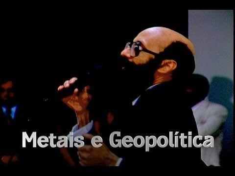 """Aula de História, Geografia, Economia, Poder e Política com Dr. Enéas Carneiro. Uma aula obrigatória para políticos do Brasil. """"Essa região de Carajás, essa ..."""