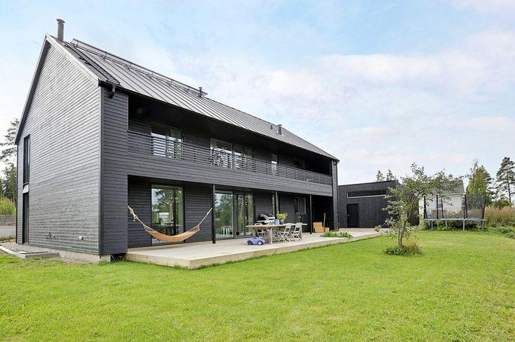 Passivhus i Järna