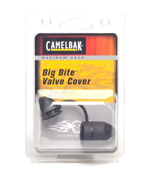 One Camelbak Hydration Pack Bite Valve Cover