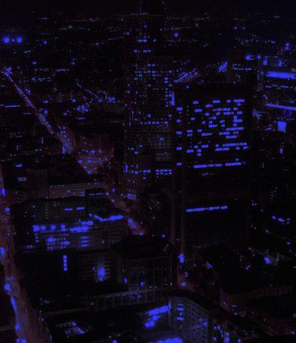 Untitled (Blue Light 2), 2010 (Print)  contemporary artist #contemporaryart #print