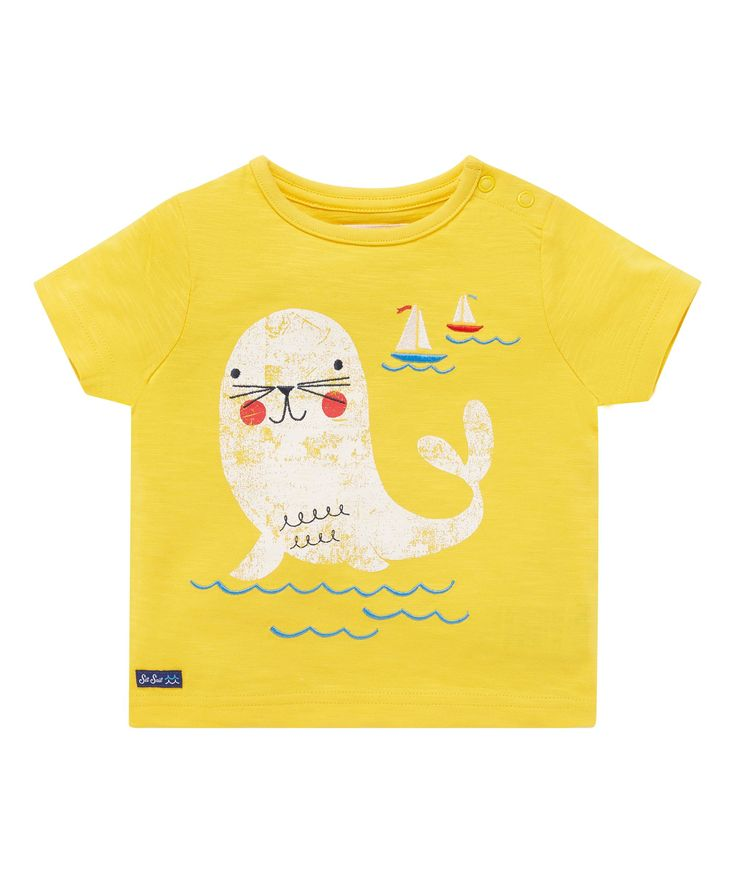 Seal T-Shirt @ Mothercare
