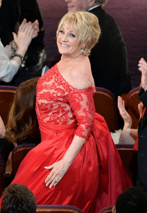 Lorna Luft at event of The Oscars (2014)