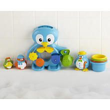 Fun Years 3- in-1 Penguin Bath Set