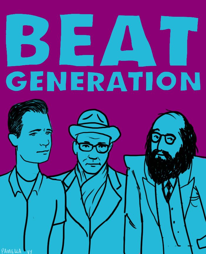 An 18-Hour Playlist of Readings by the Beats: Kerouac, Ginsberg & Even Bukowski Too