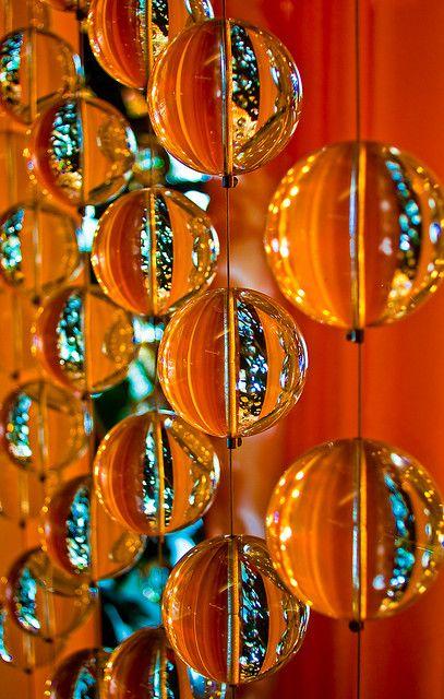 Orange Glass Baubles-4081 | Flickr - Photo Sharing❤️