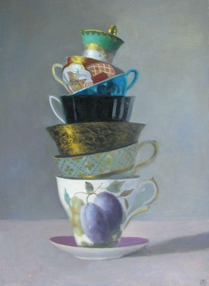 Olga Antonova (b.1956) — (734×1000)