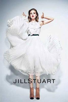 Jill Stuart Spring 2011 Ad Campaign - Fashion   Popbee