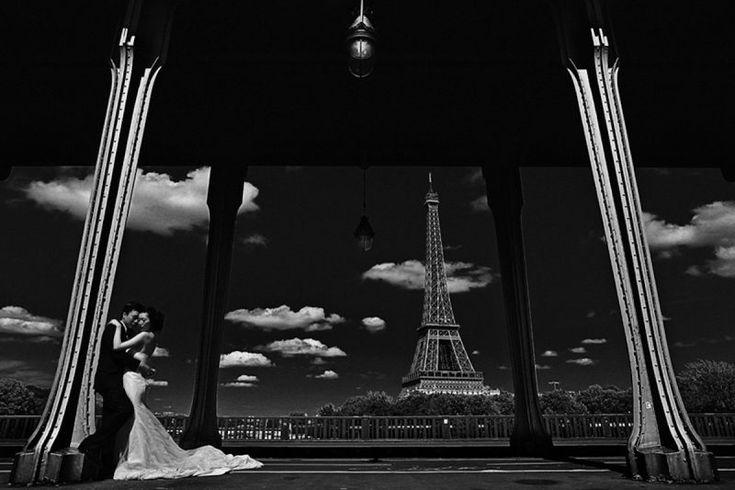 21 prachtige huwelijksfoto's van prijswinnende fotografen uit alle hoeken van de wereld