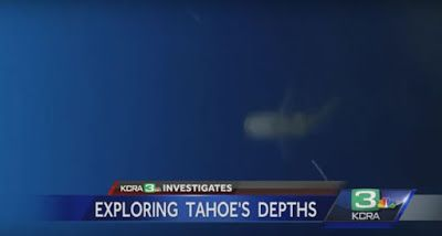 On a recent expedition to film the bottom of Lake Tahoe, a creature was captured on video that resembles a shark. No one is sure what is, but is it possible that there is a shark living int he extreme depths of the lake?
