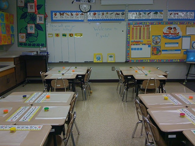 Neat ideas for the first day of school!