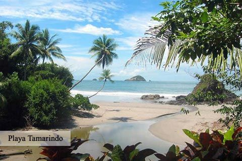 Top 10 Beaches in Costa Rica's NW Guanacaste province - surfers mecca!