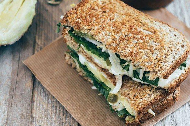 16 Sándwiches de desayuno que están listos en menos de 15 minutos