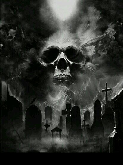 Skull silencio de la noche                                                                                                                                                                                 Plus