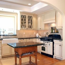 Traditional AGA Legacy Kitchen By Margaret Wimmer Residential Design