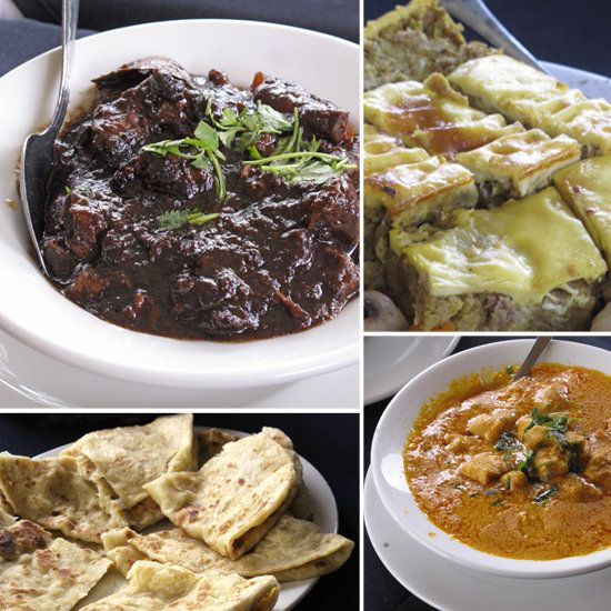 Cape Malay Cuisine: The Western Cape is home to hundreds of thousands of Cape Malay people, and this entire ethnic group (formed when the Dutch East India Company needed a place to station supply ships bound for Indonesia) introduced a whole new set of flavors to the country's cuisine. Cape Malay cuisine is marked by sweet curries and spices like ginger, coriander seed, cardamom, mustard seed, allspice, fenugreek, saffron, and tamarind.