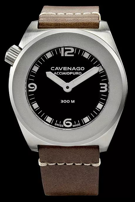 Cavenago Professional Diving Watches | Acciaopuro 1025