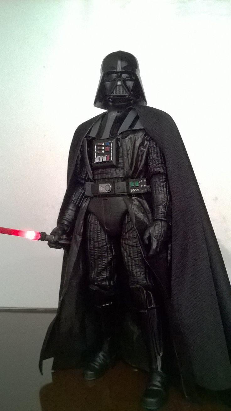 Darth Vader Black Series Custom 10