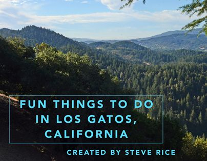 "Check out new work on my Steve Rice @Behance portfolio: ""Fun Things To Do In Los Gatos, California"" http://be.net/gallery/31153159/Fun-Things-To-Do-In-Los-Gatos-California"