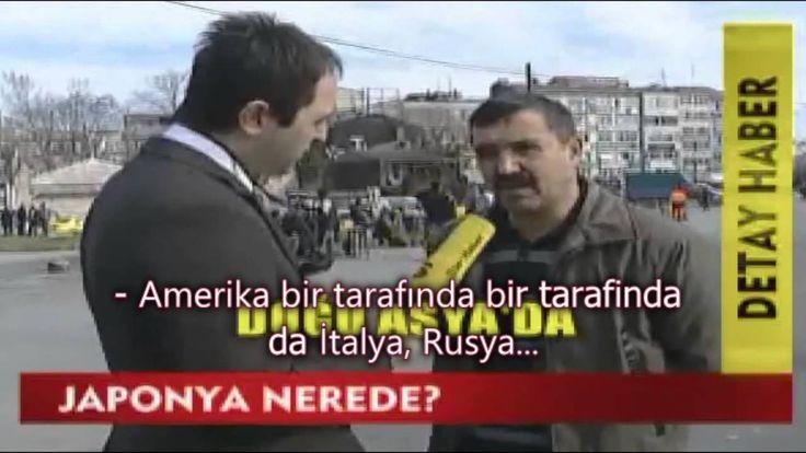 География и окружающая среда глазами турков. Рассказ от первого лица. Яз...
