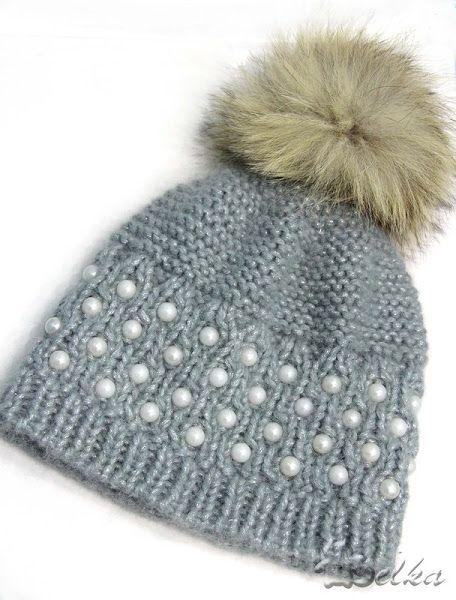 описание жемчужной шапки