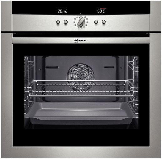 NEFF Pyrolytic Single Oven with Circotherm Systems