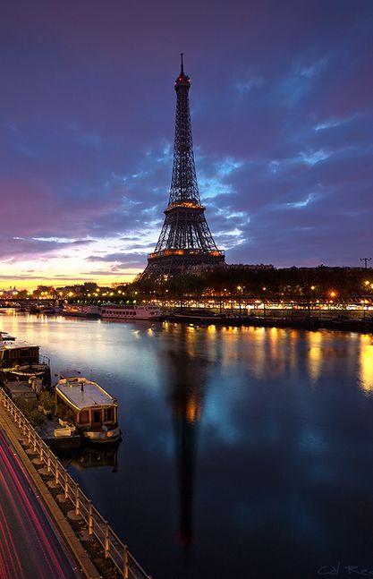 Paris, Early Night