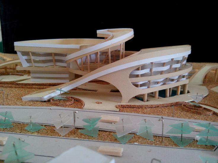 Architecture & Design (Centro Cultural) – #amp #Architecture #Centro #Culturel #Le …