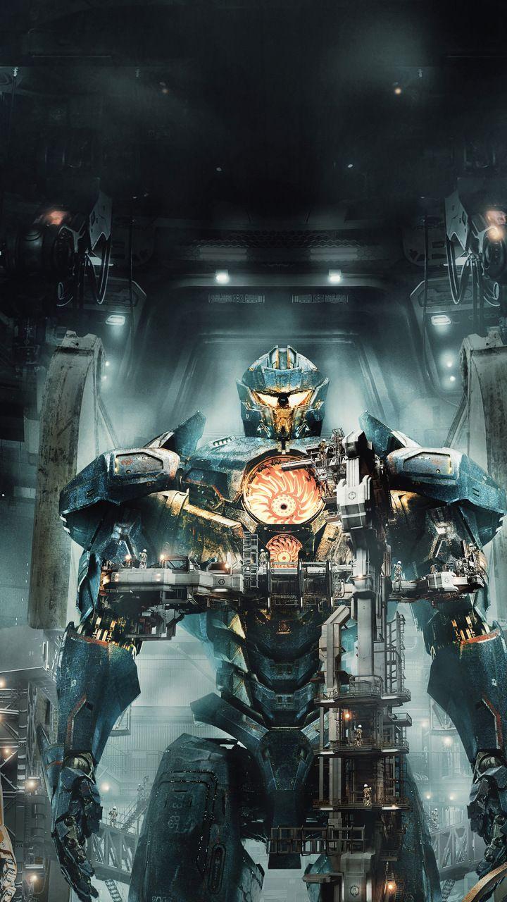 2018 Movie Pacific Rim Uprising Robots Hub 720x1280 Wallpaper Pacific Rim Pacific Rim Jaeger Pacific Rim Kaiju