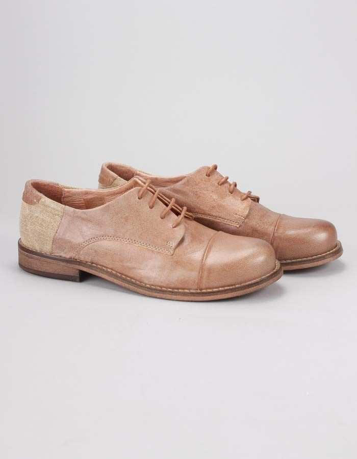 Sneaky Steve Beige Brac Shoes | Accent Clothing