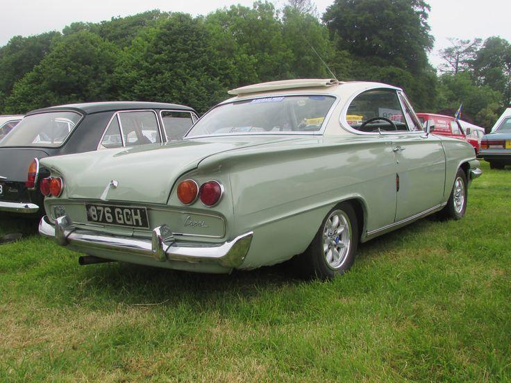 Ford Consul Capri (1961-4)