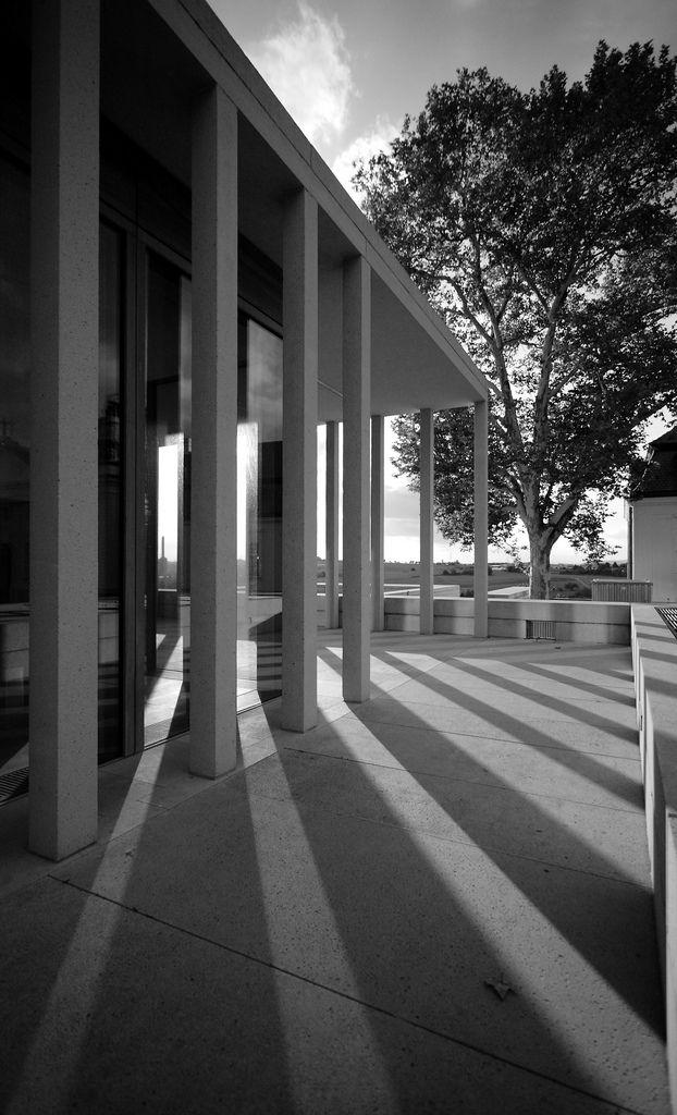 The Literature museum in Marbach am Neckar by British architect David Chipperfield. Great reinterpretation of classic architectural motives.