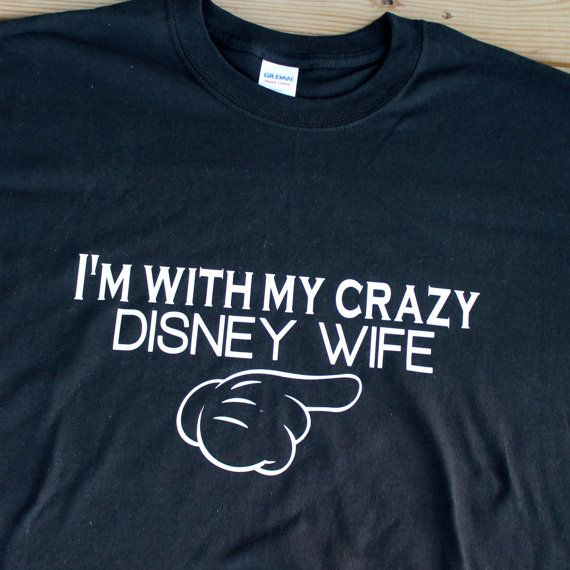 It's All About The Disney Wife And Disney Life!! My husband needs this!