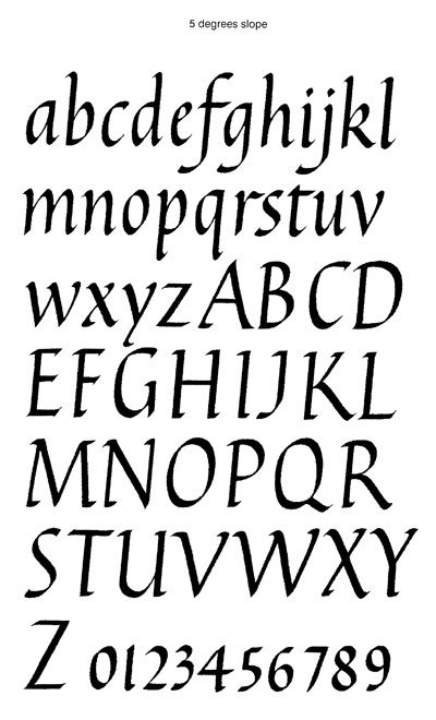 Best italic calligraphy images on pinterest