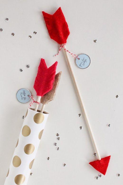 Tutorial: Enamora a tu San Valentín con las flechas del amor