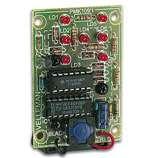 Velleman MK109 Kit   Electronic Dice LED Electronics Kit