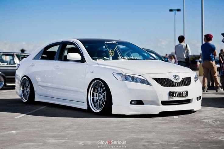 Toyota Camry VIP Style