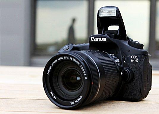 EOS 60D DSLR camera by Canon $1000 usa.canon.com
