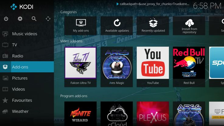 how to add exodus to android kodi app 17